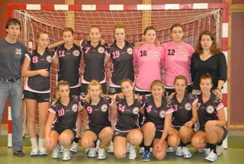 CHBC -18F équipe 2009-2010