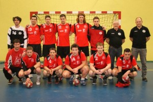 Handball prenationale masculine normandie